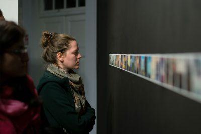 """Paroda """"Mobilografija"""": meno kūrinys - tai metafora"""